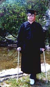 David E Jenkins graduation