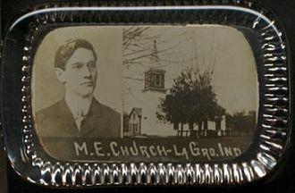 M.E. Church - LaGro, Indiana