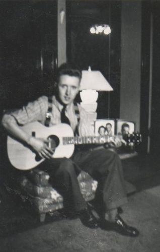 "A photo of Robert George ""Bob"" St. Clair, Sr."