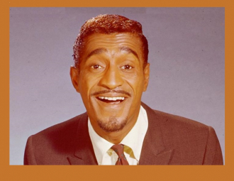 A photo of Sammy Davis Jr.