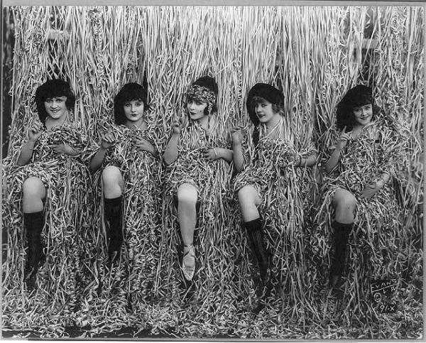 Sennett girls