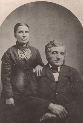 Susan (Layton) & George Canham