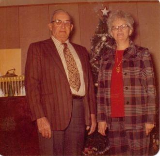 Harold & Gertrude Harter