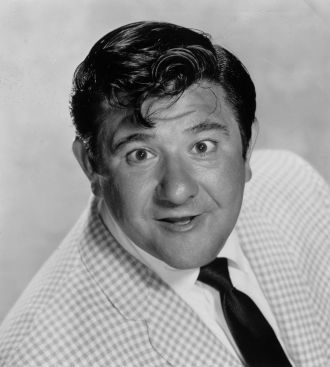 A photo of Buddy Hackett