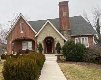 Boyhood home of Ernie C. Kidd