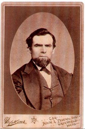 A photo of William S.  O'Brien