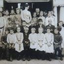 Scappoose school photo  1908