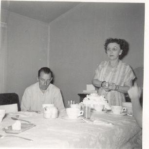Joe and Ida Short in 1950s
