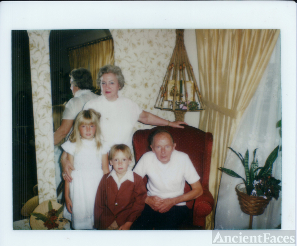 Arlene France Rogers Meier & family
