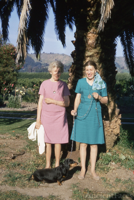 Nerina Aitchison-Windeler & Lilian Aitchison
