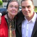 Elizabeth Welter Wilson and Alan Safier