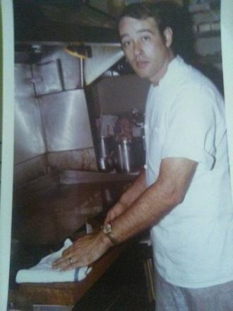 A photo of Joe Robert Egan