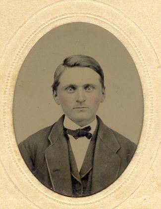 A photo of George Asa Carr