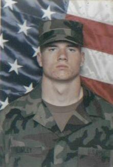 Randy Lee Plumley Jr. - Iraq