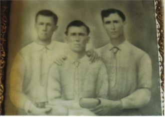 Ike, James, & Wilburn