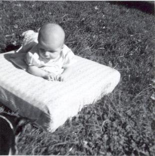 Lorraine Anna Osborn Baby Picture