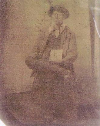 Unknown Snider, or Snider, Neal Family or Friend