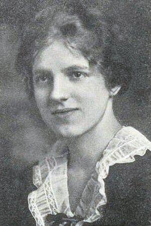 Margaret Burnham, 1921