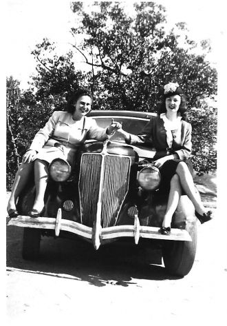 Thelma Strickland & Bonnie Ward