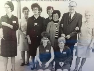 Wilmur's employees, 1969