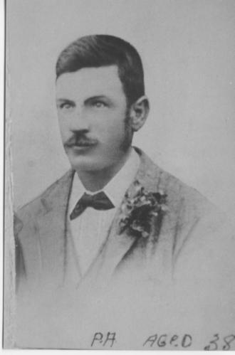 Aherne Francis Moulsdale