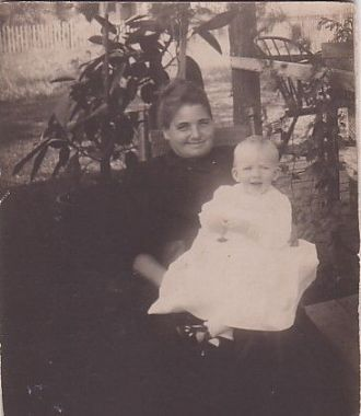 Aunt Mary Newcomb Addison