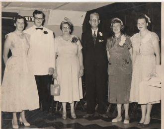 Cecil E Chester Family