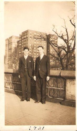 Stanford Family Men, 1931