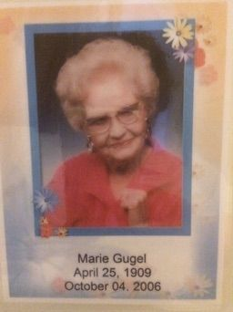 Marie Gugel