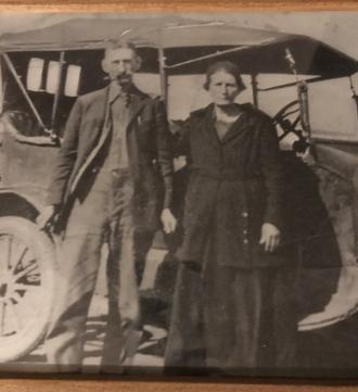 John and Ida Denton