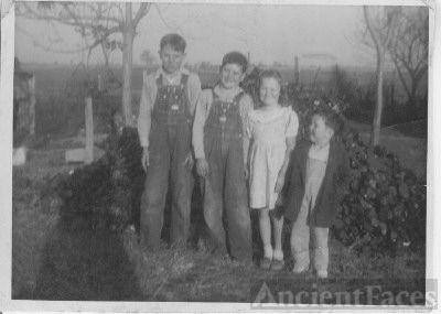 Children of Wm Arvel Condley