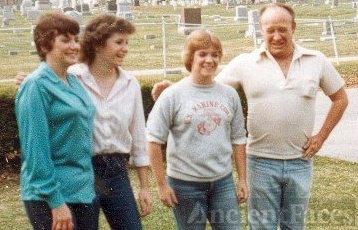 David Deitz Family 1982