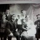Mina & William Baldauf family