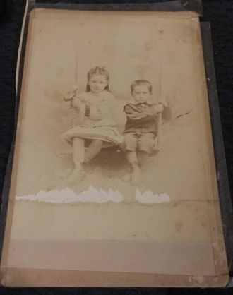 Unknown Brother and Sister?