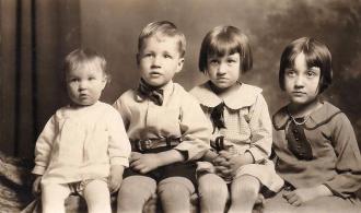 Lillie Lenora Walser Carlton children