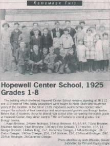 Hopewell Center School