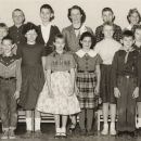 Garrison School 1958-59 4th Grade, named