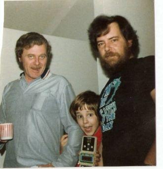Shaun & Michael Netrick, Bob Close
