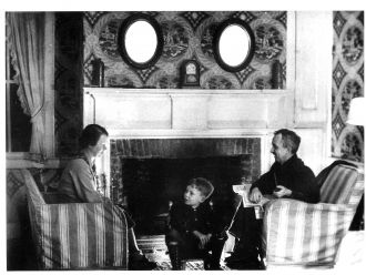 James Grinnell Blanchard and parents