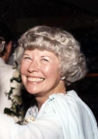 A photo of Berneice Christine (Striebel) Risley