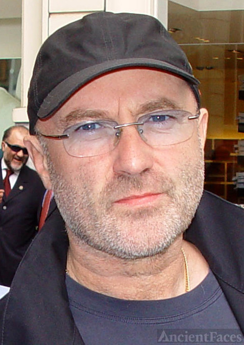 Phil David Charles Collins