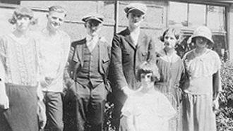 Dorothy Ferguson Kroetsch & Family