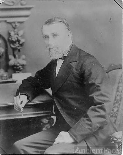 Abel Waters 1824 - 1888