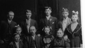 My German greatgrandparents, the Schroeder family