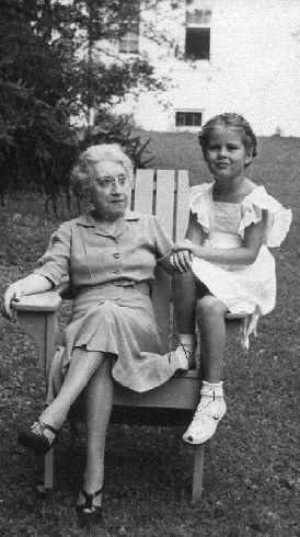 Margaret Ann Buckman & Nancy Bassett