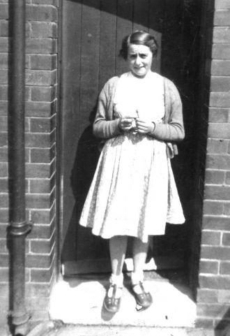 Ann Berry, United Kingdom