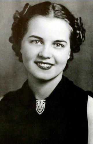 Doris Ruth Agee, West Virginia, 1937