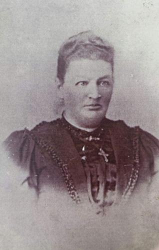 Philomène (Bastarache) Girouard
