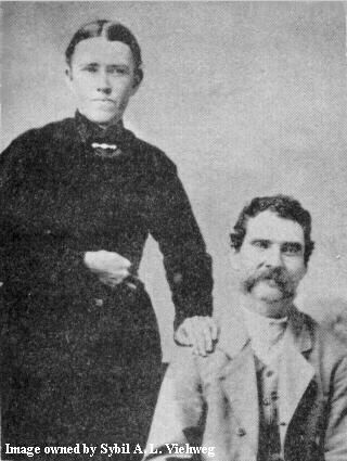 James Abner & Sara (Barricklow) Clotfelter