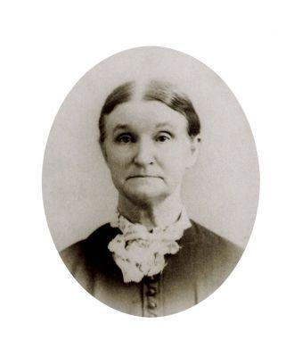 Martha Washington Ginn, mid-age